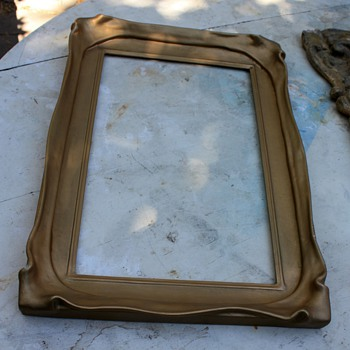 More beautiful picture frames... - Art Nouveau