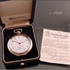 Hamilton 17-Jewel Pocket Watch With Box &amp; Papers c.1922