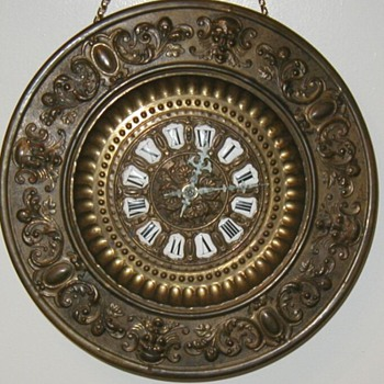 Antique Ansonia Clock