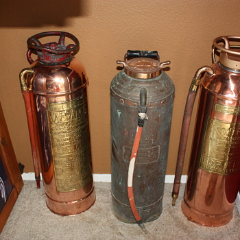 anyone have info on this extinguisher? - Firefighting