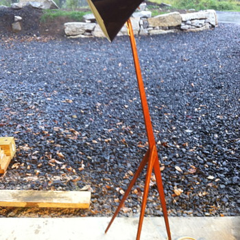 50s Luxus floor Lamp