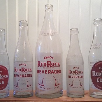 Red Rock Rally - Bottles