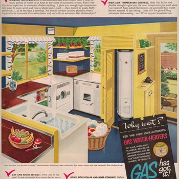 1950 Kitchen-Kraft Advertisements - Advertising