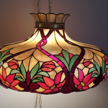 My favorite lamp growing up