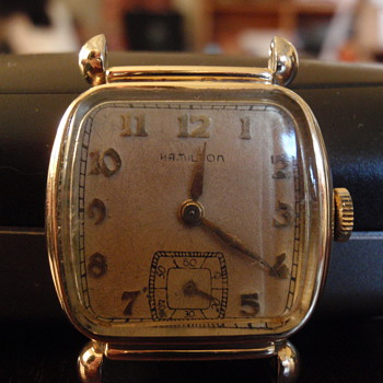 1941 Hamilton Martin 10K - Wristwatches