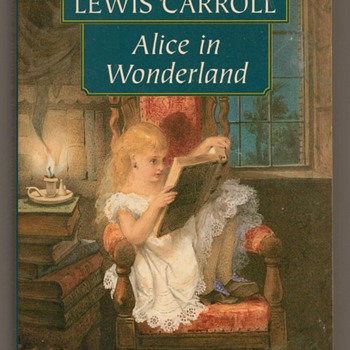 1995 - Alice in Wonderland - Books