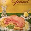 1954 - Gourmet Magazine Cover