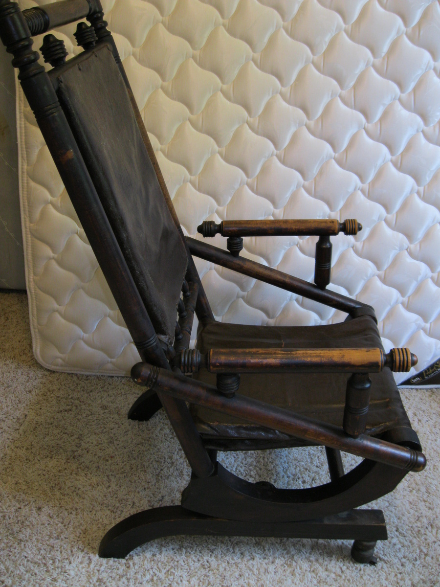Antique rocking chairs 1800s - Antique Rocking Chairs 1800s