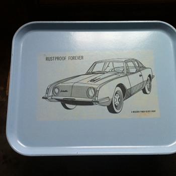 studebaker avanti tray - Classic Cars