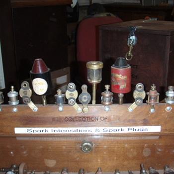 Spark Plug Intensifiers