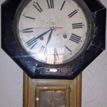 old clock - Clocks