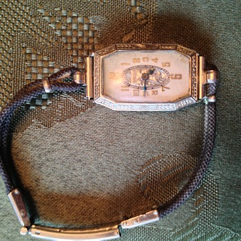 Woman's vintage Gruen wristwatch - Wristwatches