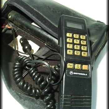1980's Vintage CAR Phone