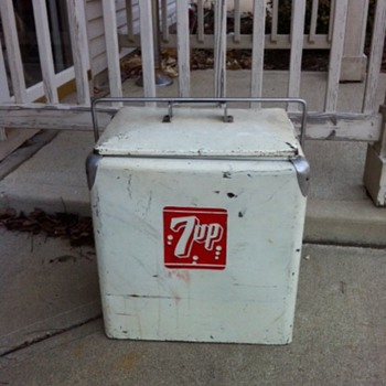7up Progress A1 Tall Cooler