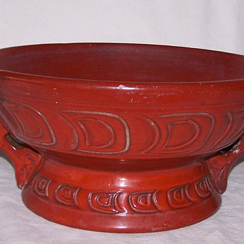 Unique Chinese Bowl - Asian