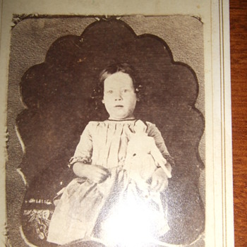 CDV of an earlier daguerreotype - Photographs