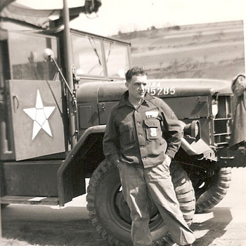 Uncle Nick WWII Happy Memorial Day Vets'