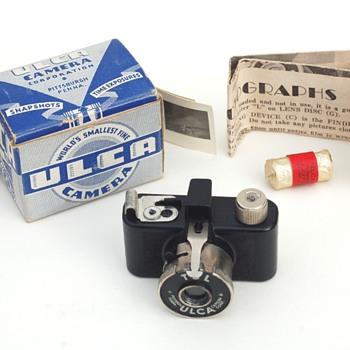 ULCA TSL - Cameras