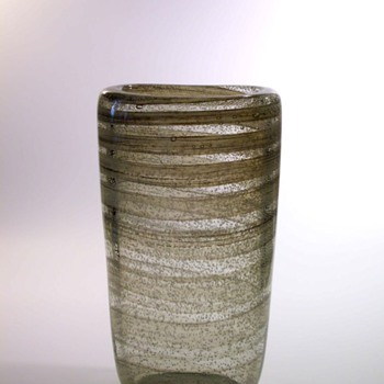 Algimantas Žilys Big Vase - Art Glass