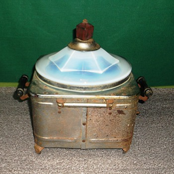 1930's electric popcorn machine ?