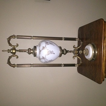 Trying to find out information about this lamp
