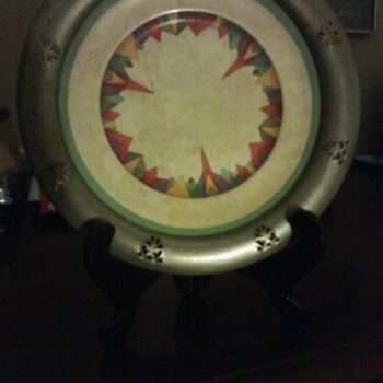 Forman Bros Serving dish - Art Deco