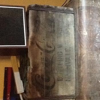 Questions about my 1910 Coca Cola Crate - Coca-Cola