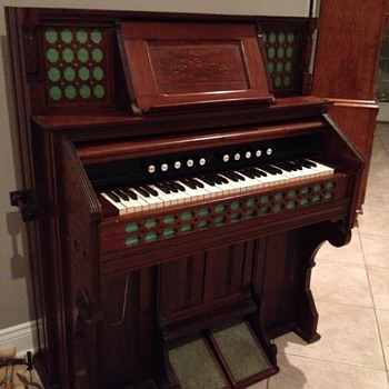 My Nephew's Organ