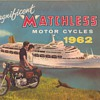 1962 Matchless Motorcycles Brochure