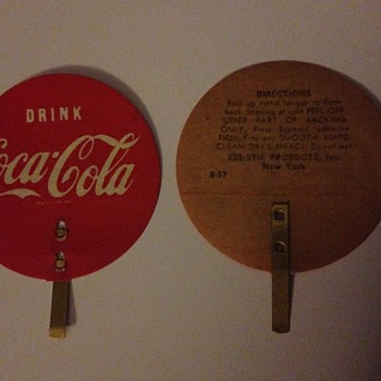 Coca-Cola Hook from mid '50's