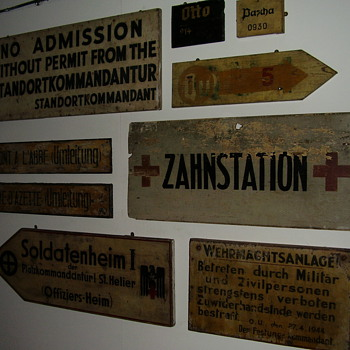 WW2 German Underground Hospital #2 - Military and Wartime