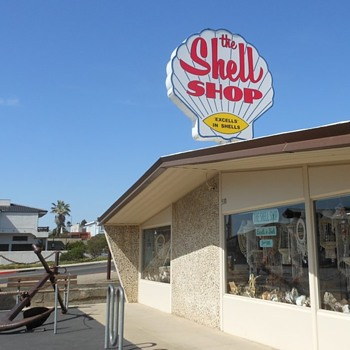 The Shell Shop Morro Bay