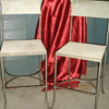 Vintage bar chairs