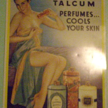 fun tin sign - Advertising