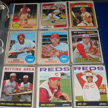 From The Redlegs to the Big Red Machine