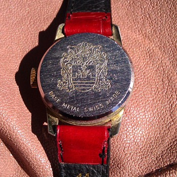 Rare Mickey Mouse Watch - Wristwatches