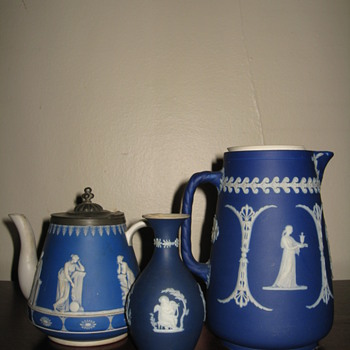 WEDGWOOD  JASPERWARE - Art Pottery