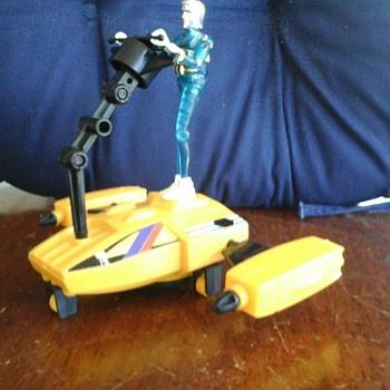 "Mego Micronauts ""Aquatron """