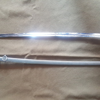 Can this 1902 sword be dated.... solved  - Military and Wartime