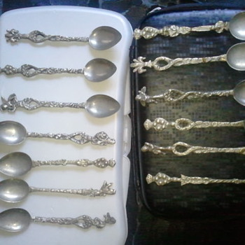 Does anyone know anything about these spoons