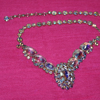 Sherman Vintage Necklace