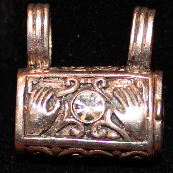 Nice Silver Charm - Sterling Silver