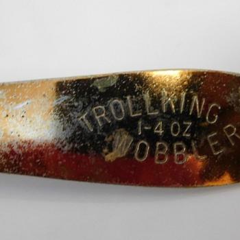 Trollking Wobbler 1-4 oz  Fishing Lure - Ever Heard of It? - Fishing