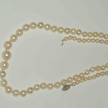 Would like to know more about my pearls - Fine Jewelry