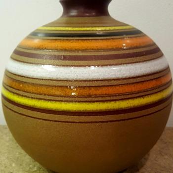 1960s Bitossi Vase for Rosenthal Netter