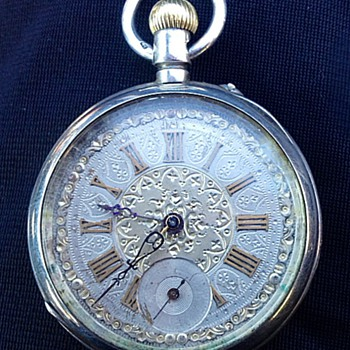 Can you help me identify and value this pocketwatch?