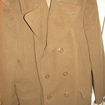 More clothing from steamer trunks... - Military and Wartime