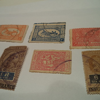 unknown Stamps