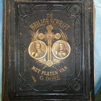 G. Dore Dutch Bible - Books