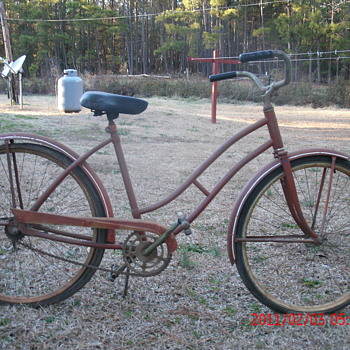 My other 1950&#039;s? bike